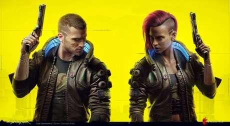Cyberpunk 2077 voltra em breve