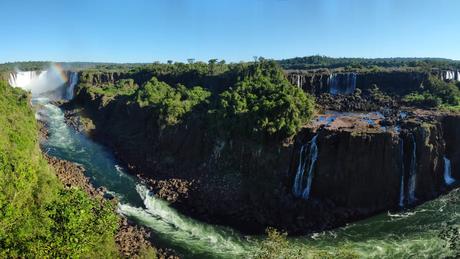 Análise da SOS Mata Atlântica detectou má qualidade da água em quase toda a extensão do rio Iguaçu