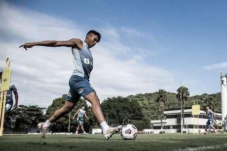 Kaio Jorge é o artilheiro do Santos na atual temporada (FOTO: Ivan Storti/Santos FC)