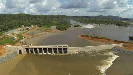 Usina hidrelétrica Santo Antônio do Jari já está sendo disputada pelas empresas.