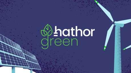 Hathor Green bonifica mineradores que utilizam energia limpa