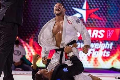 Felipe Preguiça vai defender o cinturão dos pesados contra Patrick Gaudio no BJJ Stars 6 (Foto: Carol Haber)
