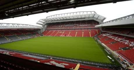 Anfield será expandido e terá 61 mil lugares (Reprodução)