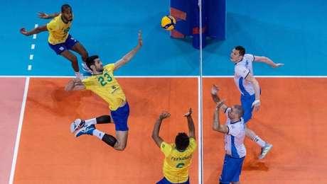Brasil venceu a Eslovênia em partida disputada