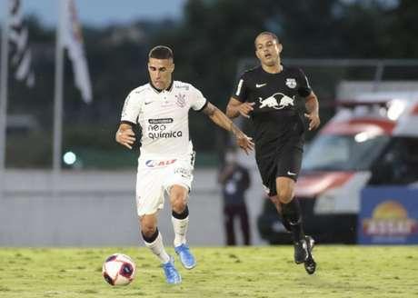 Corinthians e Red Bull Bragantino se enfrentam nesta quarta-feira (Foto: Rodrigo Coca/Ag. Corinthians)
