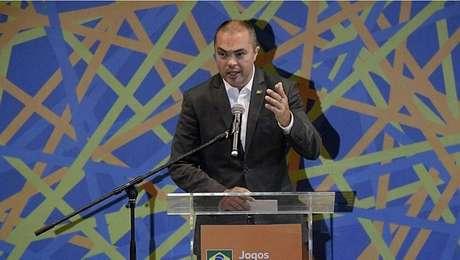 Campeão olímpico em 1992, Rogério Sampaio é diretor-geral do COB