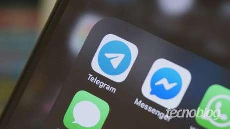 Aplicativo do Telegram