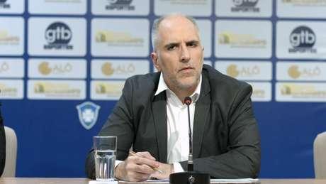 Antônio Tabet é ex-dirigente do Flamengo(Divulgação)