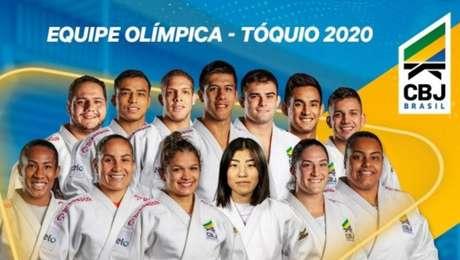 CBJ divulgou lista de judocas convocados para os Jogos de Tóquio