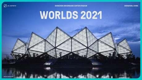 Mundial de LoL de 2021 terá finais na China