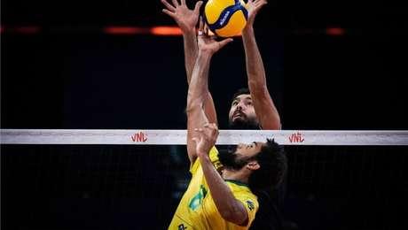 Brasil venceu o Irã pela Liga das Nações