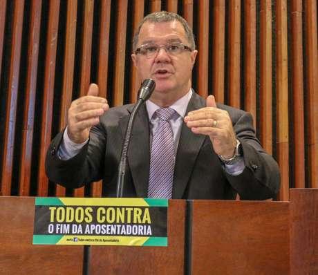 Carlos Gabas,  ex-secretário do Consórcio Nordeste