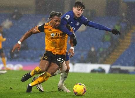 Traoré vira alvo do Leeds para a próxima temporada (Foto: RICHARD HEATHCOTE / POOL / AFP)