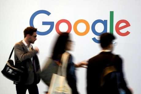 Logo do Google em Paris 25/5/2018 REUTERS/Charles Platiau