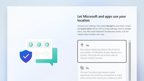 Configurações no Windows 11