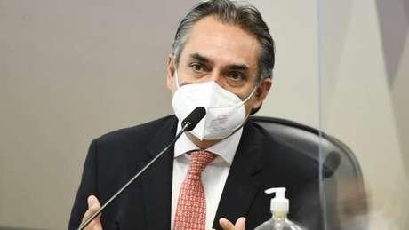 Executivo da Pfizer contou aos parlamentares que o governo federal ignorou diversas ofertas de compra da vacina