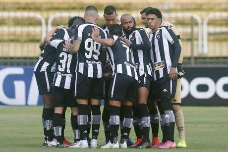 (Foto: Vitor Silva/Botafogo.)