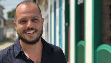 Thiago Storari, de 29 anos, é voluntário em estudo sobre vacina contra o HIV