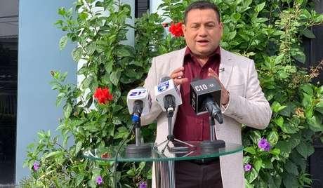 Rolando Castro, ministro do Trabalho e Previdência Social de El Salvador