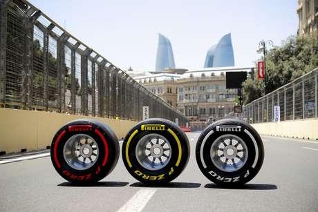Pirelli comunicou, mas não explicou o que aconteceu em Baku.