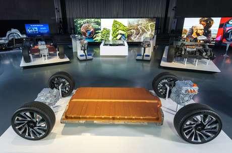 Plataforma elétrica Ultium será utilizada por inédito SUV da Honda nos EUA.