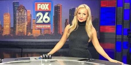 Ivory Hecker era uma das repórteres e apresentadoras mais populares da Fox de Houston até ser demitida por insubordinação