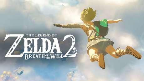 Zelda Breath of the Wild 2 recebeu trailer inédito na conferência da Nintendo