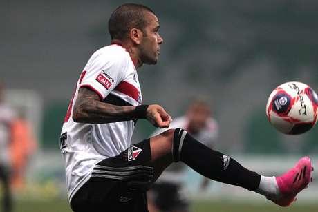 Daniel Alves deve jogar as Olimpíadas de Tóquio (Foto:  Rubens Chiri / saopaulofc.net)