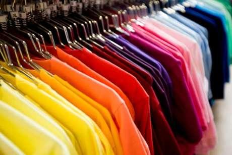 cores dos dias da semana
