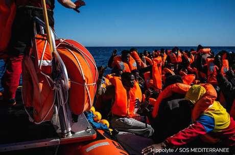 Itália vem enfrentando um novo aumento na chegada de migrantes