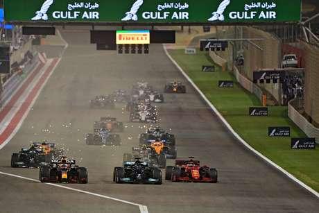 F1 é um segmento das apostas esportivas