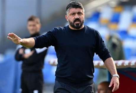 Gattuso está sem clube neste início de temporada (Foto: ALBERTO PIZZOLI / AFP)