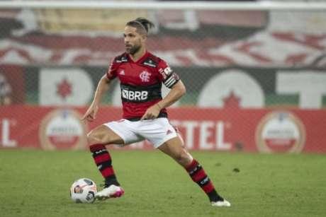 Diego em ação pelo Flamengo (Foto: Alexandre Vidal/Flamengo)