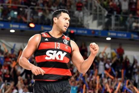 JP Batista defendeu o Flamengo entre 2015 e 2018 (Foto: João Pires/LNB)