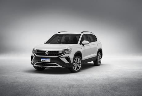 Volkswagen Taos: versão Confortline é a de entrada do SUV alemão.