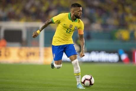 Daniel Alves foi convocado para os Jogos Olímpicos de Tóquio