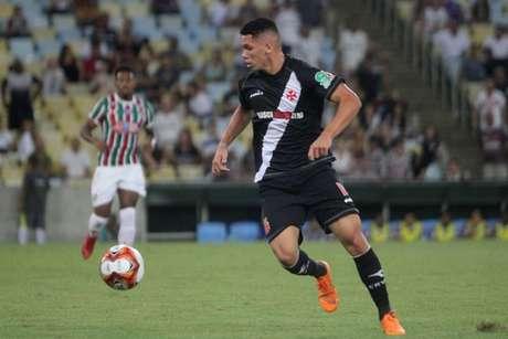 Paulinho se destacou no Vasco e foi negociado com o futebol alemão (Paulo Fernandes/Vasco)
