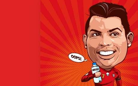 Cristiano Ronaldo: Inteligência diferenciada pode explicar caso com Coca