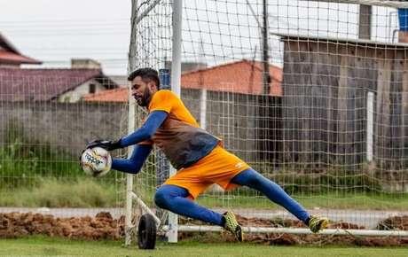Arqueiro disputa a sua quinta edição de Série B (Leandro Boeira/Avai F.C)