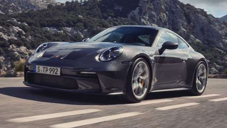 Novo Porsche 911 GT3 Touring conta com visual mais discreto.