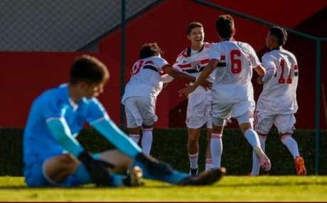 São Paulo venceu o Bahia por 2 a 0 (Foto: Reprodução/ saopaulofc.net)