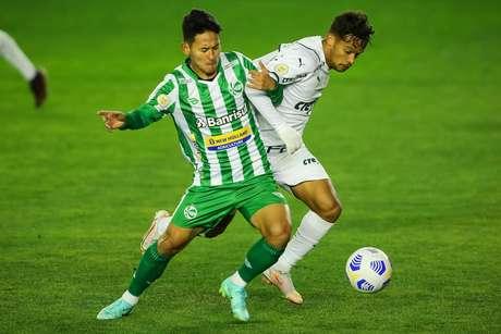 Palmeiras vence o Juventude por 3 a 0 no
