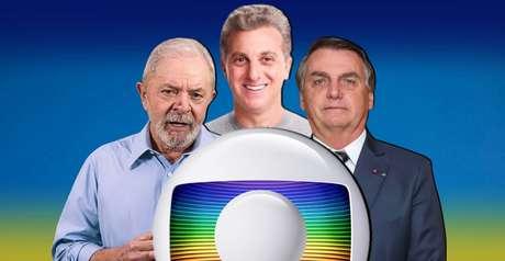 """Com Lula e Bolsonaro 'atirando' contra a Globo de Huck, a cobertura da eleição presidencial poderá ser """"loucura, loucura, loucura"""""""