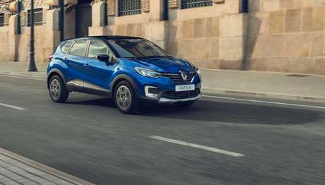 Renault Kaptur: mudança no modelo da Rússia ocorreu em 2020.