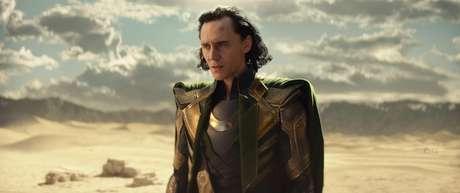 Tom Hiddleston em 'Loki, o Deus da Trapaça' do Disney+