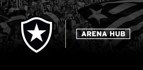 Botafogo fechou parceria com a Arena Hub (Foto: Divulgação/Botafogo)