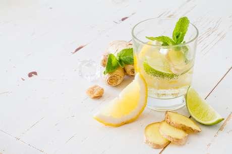 Os drinks sem álcool possuem menos calorias, pois não há a retenção de líquido nem inchaço