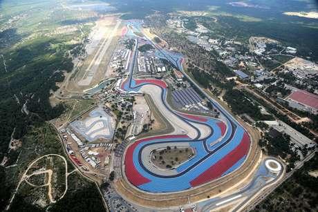Paul Ricard volta a receber a Fórmula 1 neste fim de semana