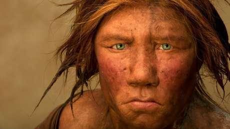 O sexo entre os humanos modernos primitivos e os neandertais não era um evento raro