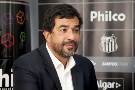 Marcelo Frazão comandou o marketing do Santos por mais de três anos (Foto: Ivan Storti/Santos)